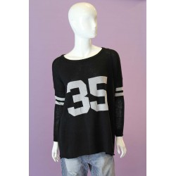 Lucky Number Sweater
