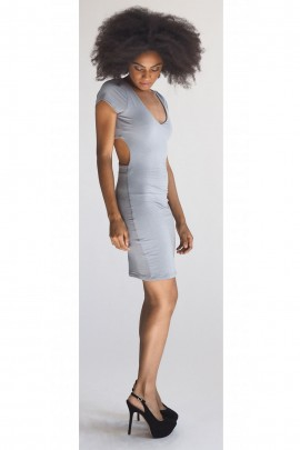 Greyson Fly-Back Bodycon