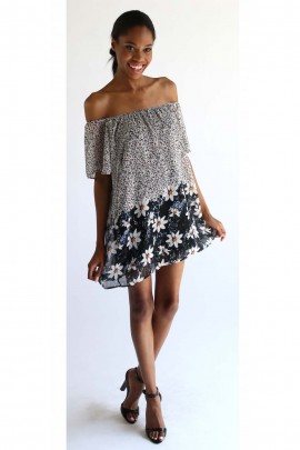 The Bethany Tunic Dress