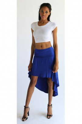 The Camden Hi-Lo Skirt